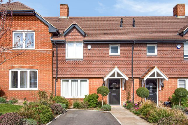 2 bed terraced house for sale in Longbourn Way, Medstead, Alton, Hampshire GU34