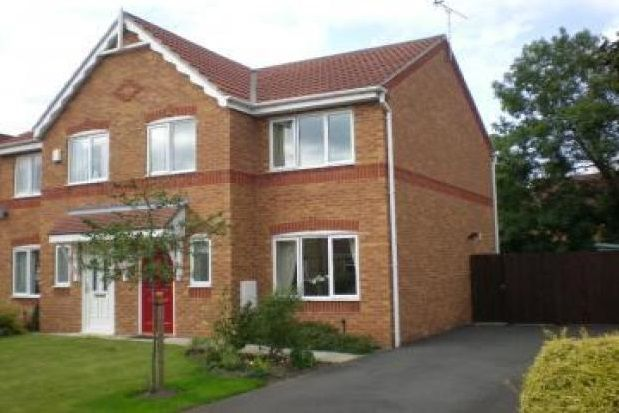 Thumbnail Property to rent in Rosewood Drive, Winsford