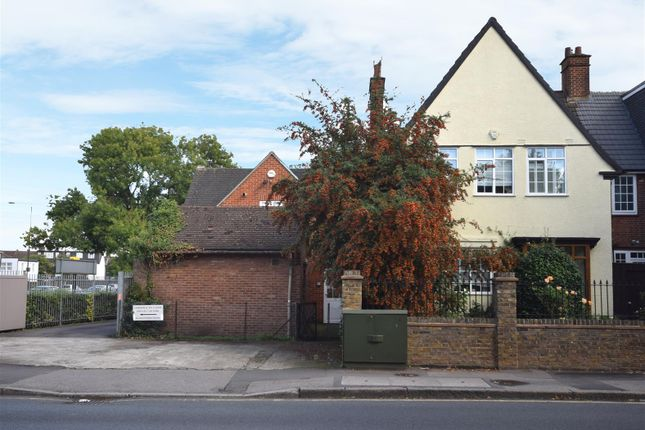 Thumbnail Land for sale in Grand Drive, London