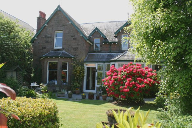 Thumbnail Detached house for sale in Gilmore House, Perth Road, Blairgowrie, Perth And Kinross