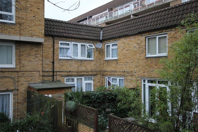 Thumbnail Terraced house for sale in Redcastle Close, London