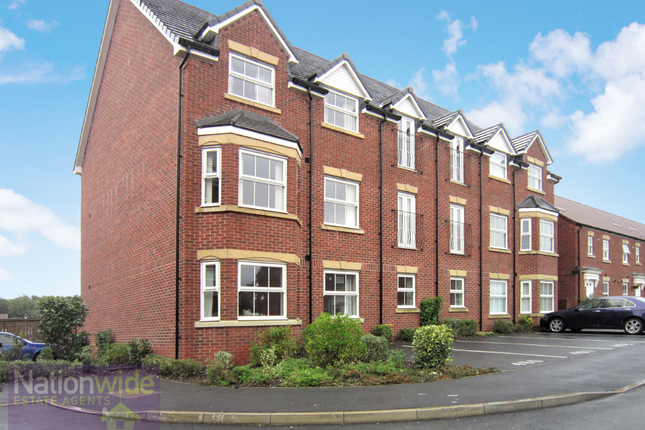 Thumbnail Flat to rent in Quins Croft, Leyland