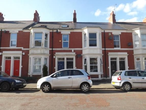 Thumbnail Maisonette for sale in Newlands Road, High West Jesmond, Newcastle Upon Tyne