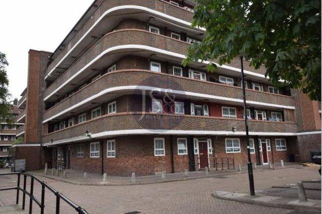 Thumbnail Flat to rent in Chicksand Street, London, London