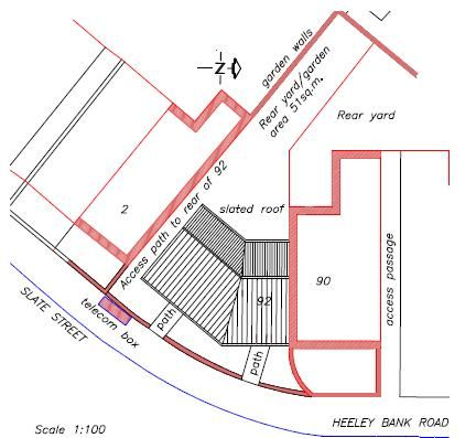 Thumbnail Land for sale in Heeley Bank Road, Sheffield