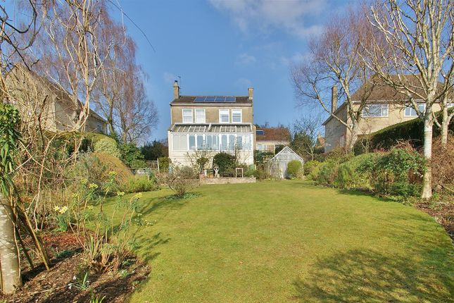 Thumbnail Detached house for sale in Beechwood Road, Combe Down, Bath