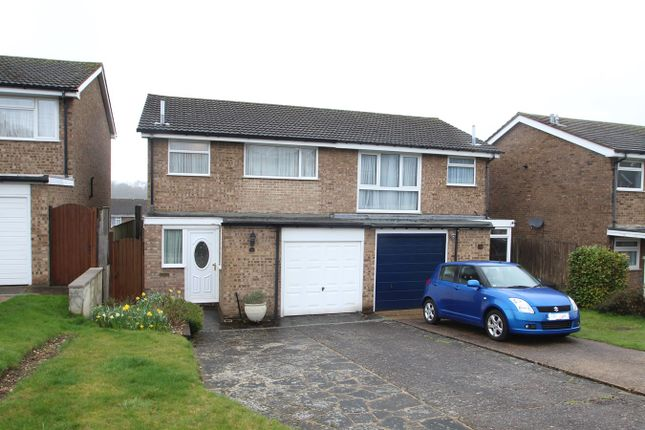 Thumbnail Semi-detached house to rent in Glentrammon Road, Orpington