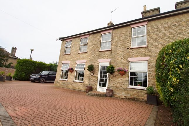 Thumbnail Semi-detached house for sale in London Road, Attleborough