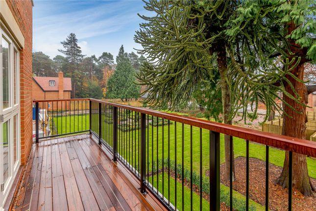 Balcony/Terrace of Brompton Gardens, London Road, Ascot, Berkshire SL5