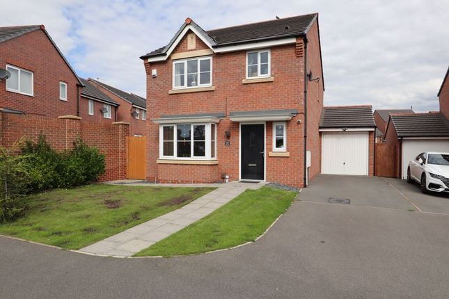 Thumbnail Detached house for sale in Willard Drive, Bootle