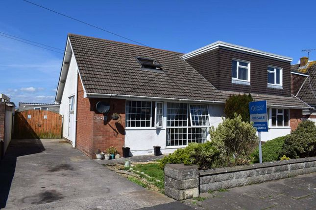Thumbnail Semi-detached bungalow for sale in Longacre Drive, Nottage, Porthcawl
