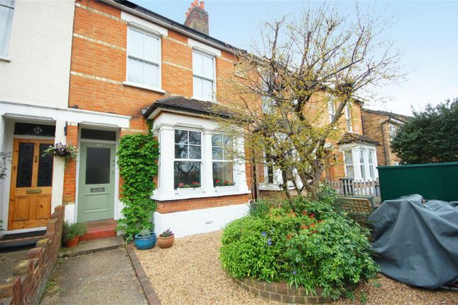 Thumbnail Terraced house for sale in Windmill Road, Hampton Hill, Hampton