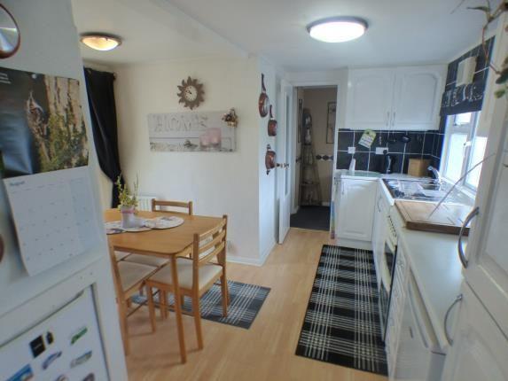 Kitchen/Diner of Park Road, Briar Bank Park, Wilstead, Bedfordshire MK45