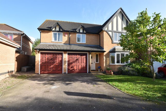 Thumbnail Detached house for sale in Charles Dickens Close, Droitwich