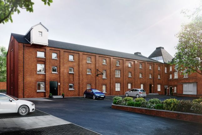 Thumbnail Flat for sale in The Maltings Hardy Street, Kimberley, Nottingham