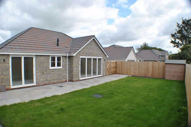 Thumbnail Detached bungalow for sale in Aldens Close, Winterbourne Down, Bristol