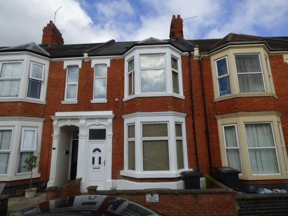 Thumbnail Terraced house for sale in Birchfield Road, Abington, Northampton, Northamptonshire