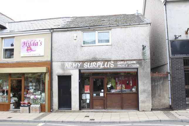 Thumbnail Retail premises for sale in Constantine Court, Constantine Street, Tonypandy