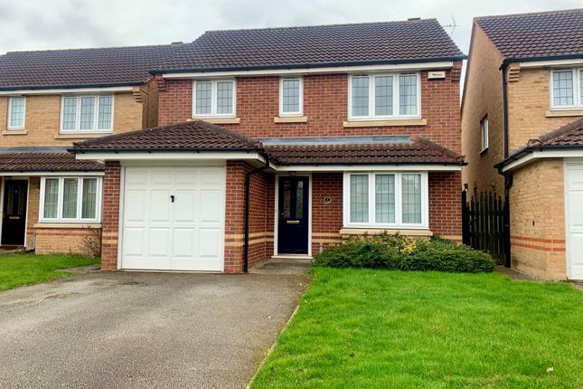 3 bed detached house to rent in Shiregate Gardens, Littleover, Derby DE23