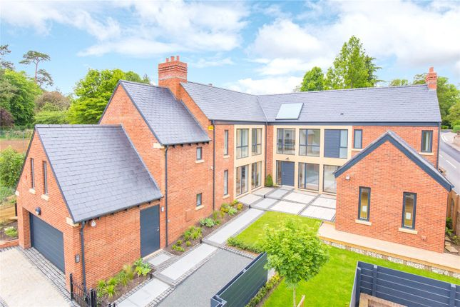 Thumbnail Detached house for sale in Mentmore, Leighton Buzzard, Bedfordshire
