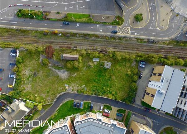 Thumbnail Land for sale in Station Road, Poole Quay, Poole