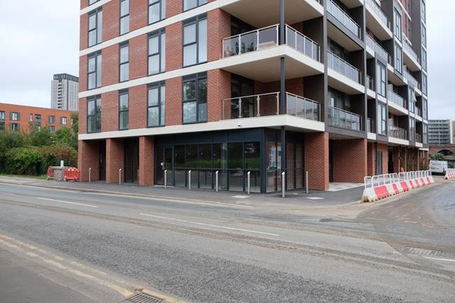 Thumbnail Retail premises for sale in Bridgewater Gate, Ordsall Lane, Salford, Greater Manchester