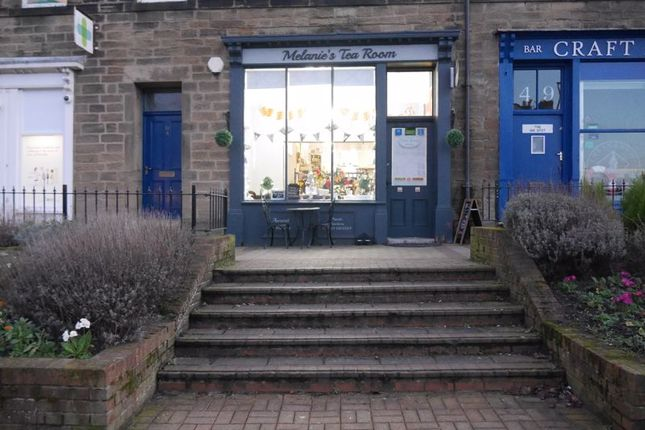 Thumbnail Restaurant/cafe for sale in Melanie's Tea Room, 51 Front Street, Newbiggin-By-The-Sea
