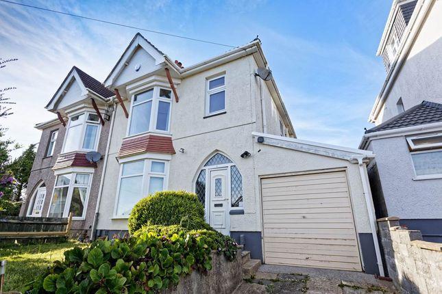 Thumbnail Property to rent in Lon Mefus, Sketty, Swansea