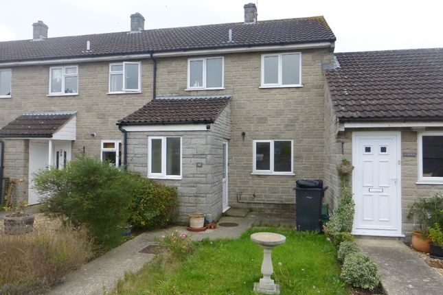 Thumbnail Terraced house to rent in New Cross, Somerton