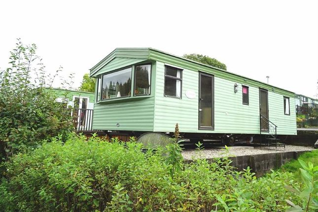 Mobile/park home for sale in Llangyniew, Welshpool
