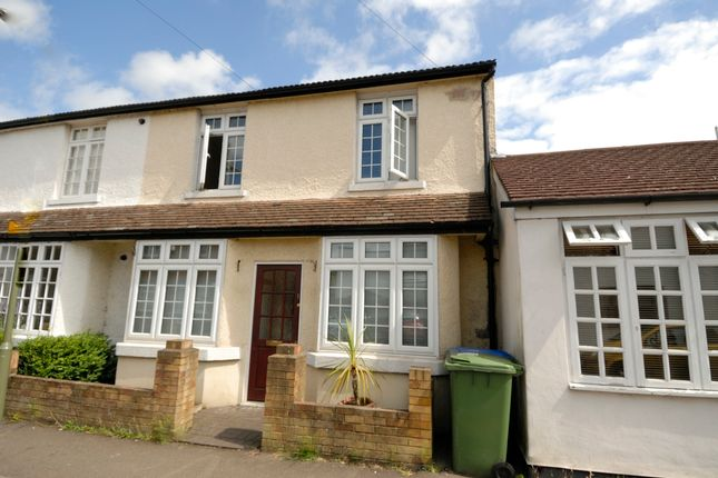 Front View. of School Road, East Molesey KT8