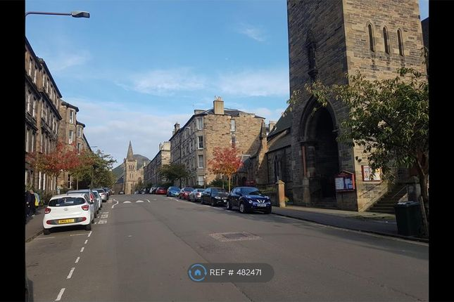 Thumbnail Flat to rent in Oxford Street, Edinburgh