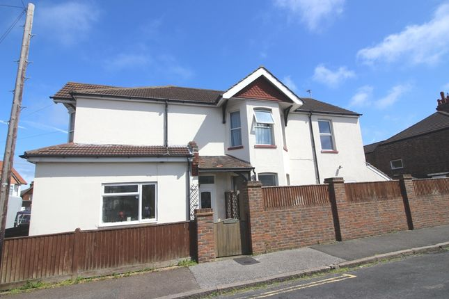 Thumbnail End terrace house for sale in Firle Road, Close To Town, Eastbourne