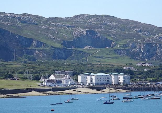 Thumbnail Flat for sale in Trinity Court, Newry Beach, Holyhead, Isle Of Anglesey