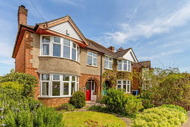 Thumbnail Semi-detached house for sale in Courtland Road, Iffley Borders