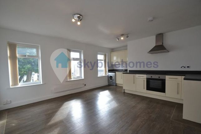Thumbnail Flat to rent in Somerville Road, Leicester