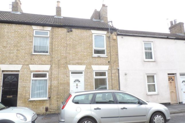 Thumbnail Terraced house to rent in Whitsed Street, Peterborough