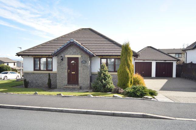 Thumbnail Detached bungalow for sale in Fell View, Trinkeld Park, Swarthmoor, Ulverston