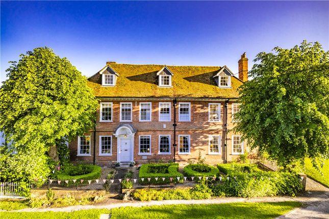 Thumbnail Semi-detached house for sale in Broad Street, East Ilsley, Newbury, Berkshire