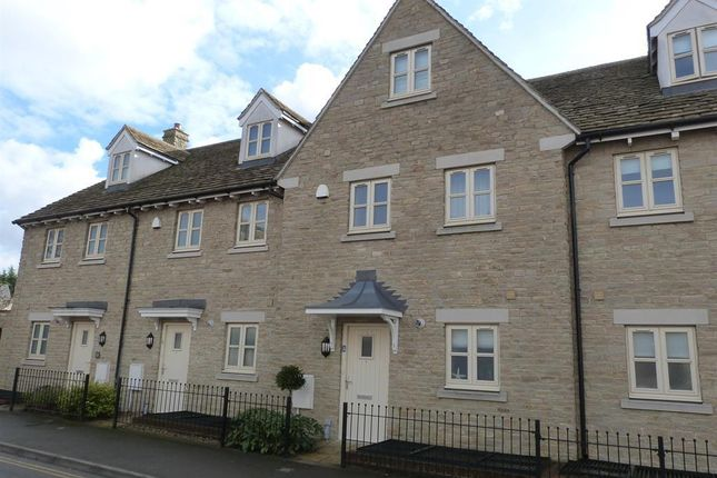 Thumbnail Terraced house for sale in 8 The Light, Malmesbury