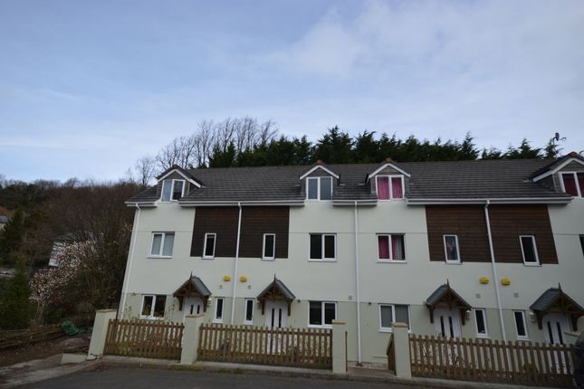 Thumbnail Terraced house to rent in Old Totnes Road, Buckfastleigh