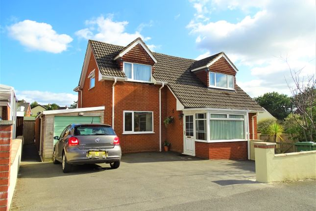 Thumbnail Detached house for sale in Widgery Drive, South Molton