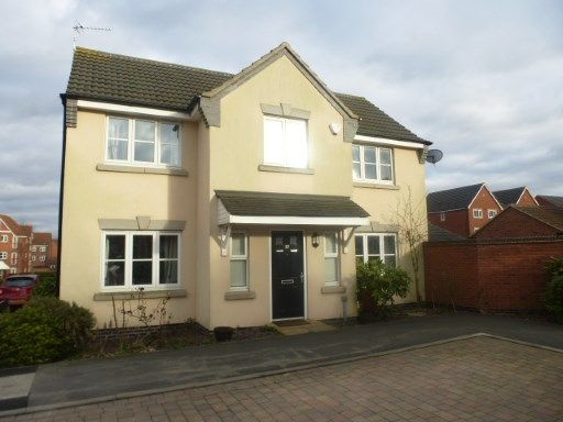 Thumbnail Detached house for sale in Magdalene Drive, Mickleover, Derby, Derbyshire