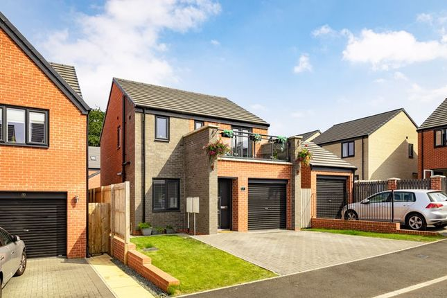 Thumbnail Detached house for sale in Porter Close, Aykley Heads, Durham