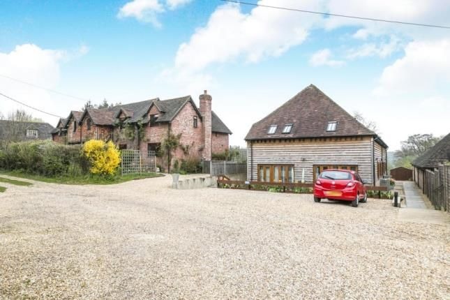 Thumbnail Semi-detached house for sale in Vigoes Cottages, Sheffield Green, Sheffield Park, Uckfield