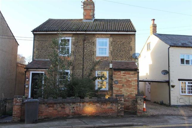 Thumbnail Cottage for sale in Bakerswood Close, Woburn Road, Heath And Reach, Leighton Buzzard