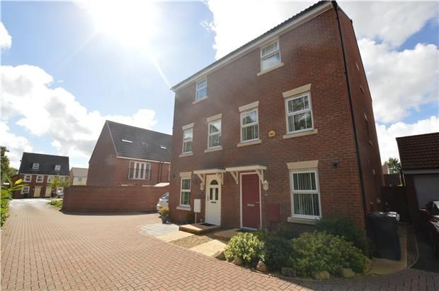 Thumbnail Town house for sale in Normandy Drive, Yate, Bristol