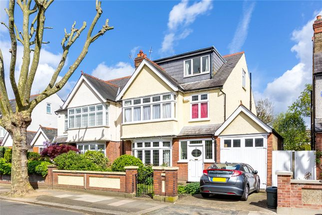 Thumbnail Semi-detached house for sale in Westmoreland Road, Barnes, London
