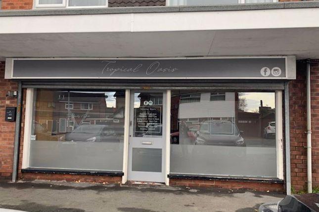 Thumbnail Retail premises to let in Coleridge Way, Crewe, Cheshire