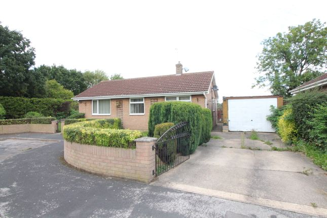 Thumbnail Bungalow for sale in Measham Drive, Stainforth, Doncaster